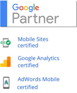 Google Partners Optimise Mobile Websites