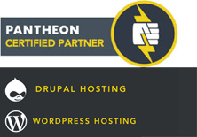 Be Different is a Pantheon Certified Partner for Drupal & Wordpress Development